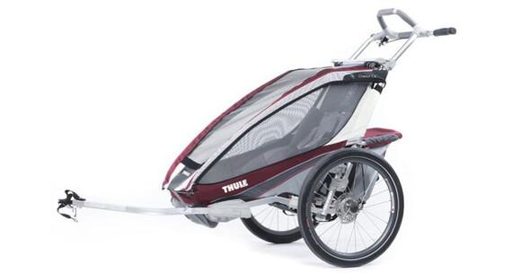 Thule Chariot CX1 + Cycle Kit Burgundy (10101322)